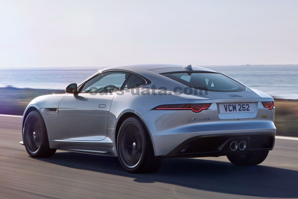 Jaguar F Type Coupe >> Jaguar F Type Coupe 2017 Pictures 14 Of 18 Cars Data Com
