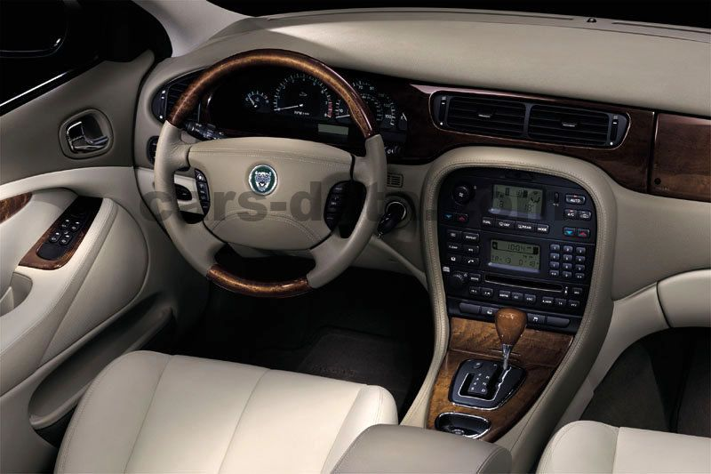 Jaguar S Type 2002 Pictures 7 Of 8 Cars Data Com