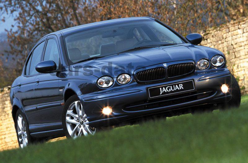 jaguar x-type 3.0 v6 executive automatic 4 door specs | cars-data