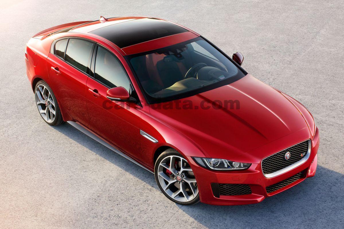 Jaguar XE 2014 pictures (28 of 30) | cars-data.com