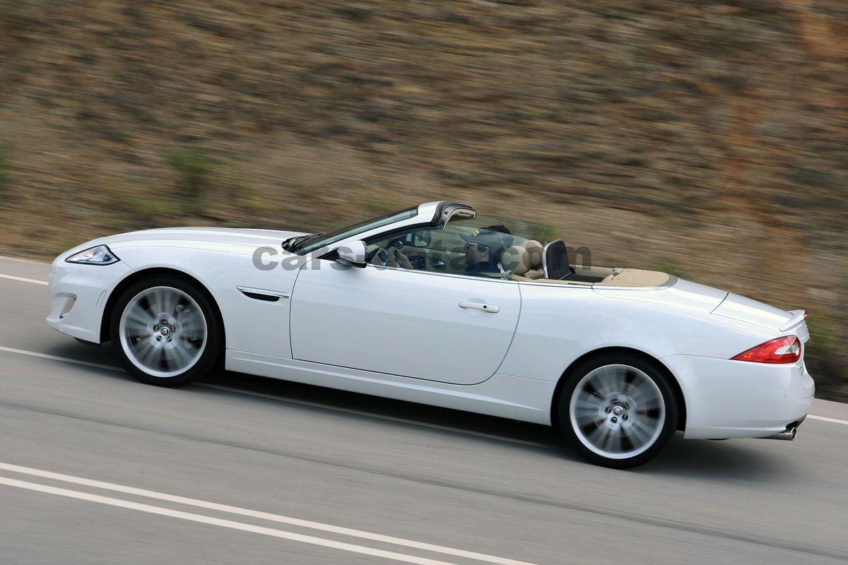 coupe test and photo driver jaguar instrumented convertible xkr xk s original car reviews