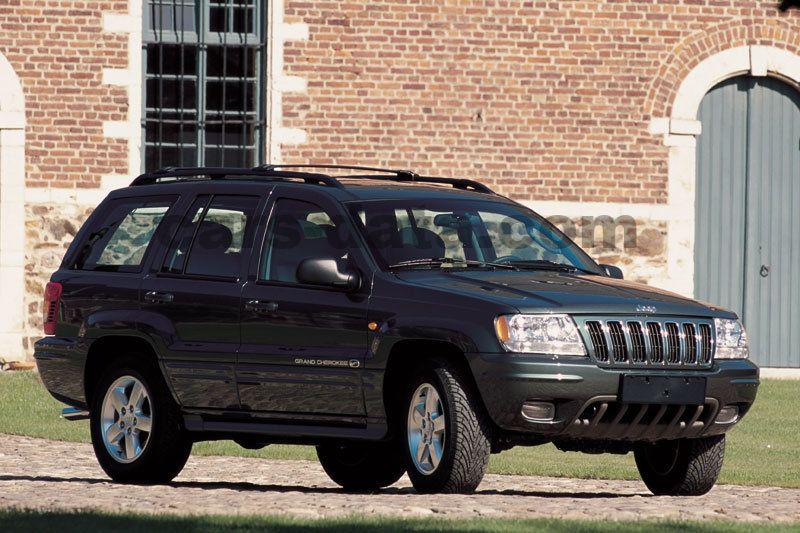 jeep grand cherokee 4 7i v8 overland automatic 5 door specs cars data com jeep grand cherokee 4 7i v8 overland