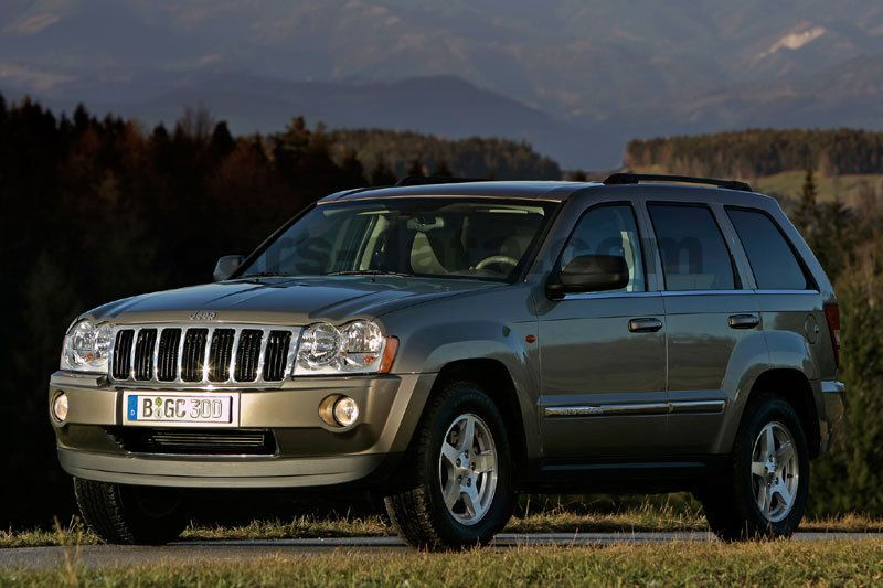jeep grand cherokee 5 7 hemi v8 limited automatic 2005 2008 326 hp 5 doors technical. Black Bedroom Furniture Sets. Home Design Ideas