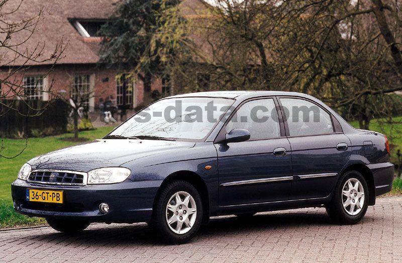 Kia Of Mentor >> Kia Mentor 2001 Pictures 1 Of 5 Cars Data Com
