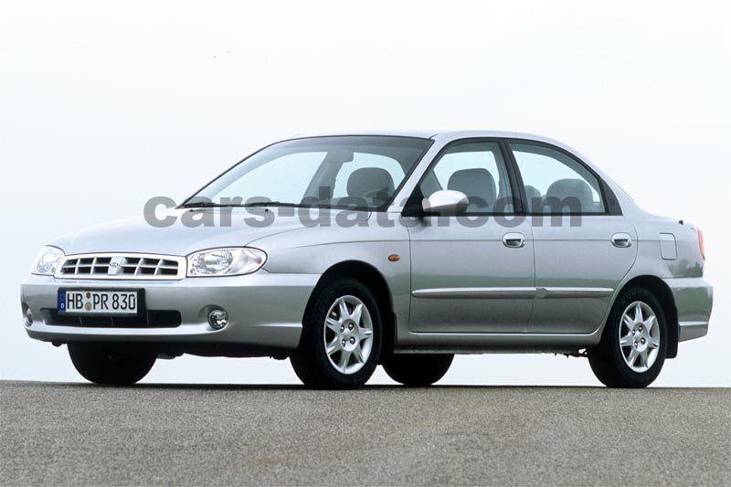 Kia Of Mentor >> Kia Mentor 2001 Pictures 4 Of 5 Cars Data Com