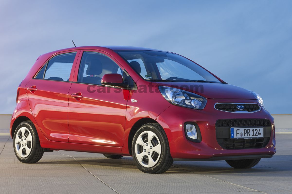 kia picanto 1 0 cvvt first edition manual 2015 2015 69 hp 5 doors technical specifications. Black Bedroom Furniture Sets. Home Design Ideas