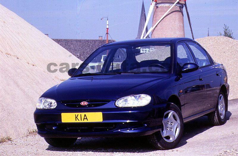 Kia Sephia Fotos