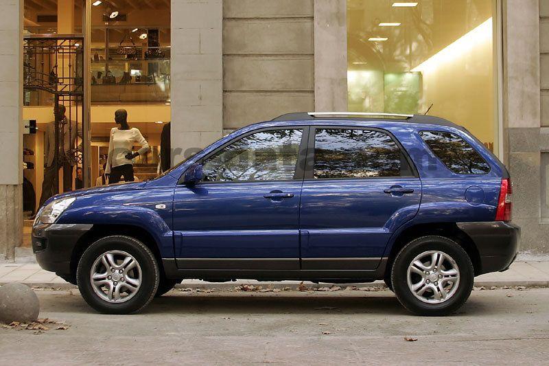 Kia Sportage 2004 Slike, Fotografije, Kia Sportage 2004