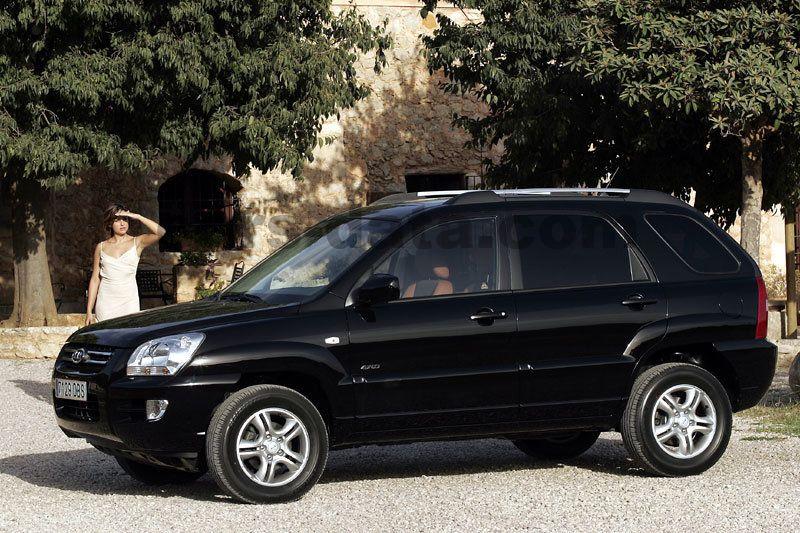 Kia Sportage 2004 pictures, Kia Sportage 2004 images, (4 of 11)