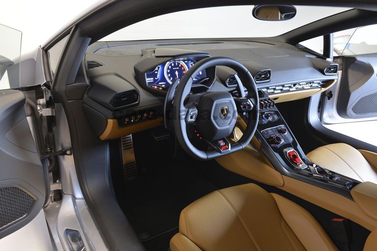 Lamborghini Huracan 2014 Pictures 3 Of 17 Cars Data Com