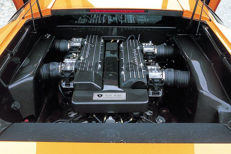 Lamborghini Murcielago Slike
