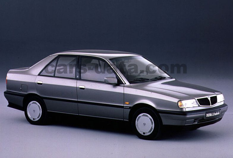 Lancia Dedra 1990 pictures (2 of 4) | cars-data.com