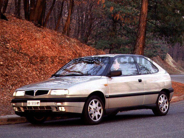Lancia Delta HPE 2.0 16v HF Turbo, Manual, 1995 - 1996 ...