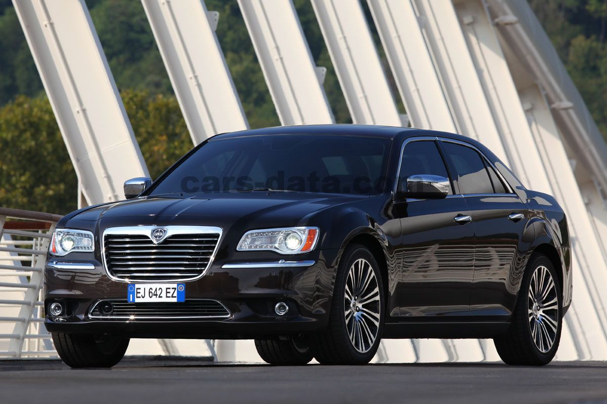 Lancia Thema 3.0 V6 Multijet II 240PS Platinum, Sequential Automatic ...