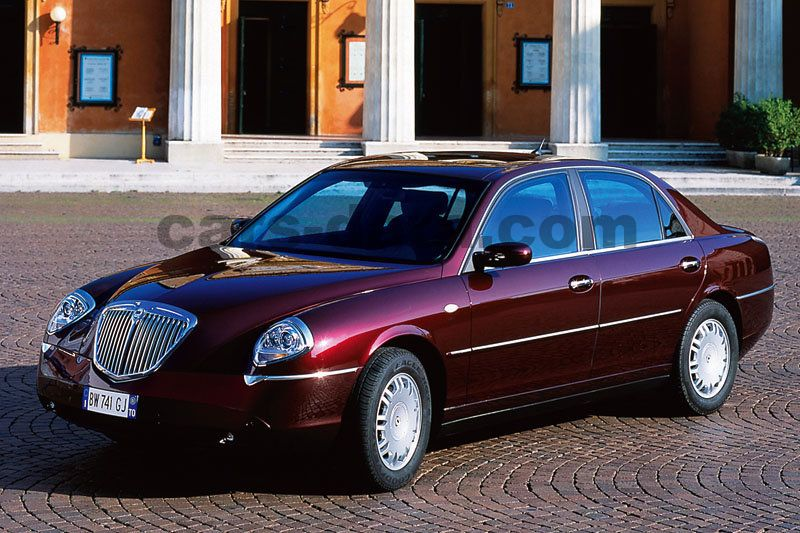 lancia thesis 3.0 v6 opinie