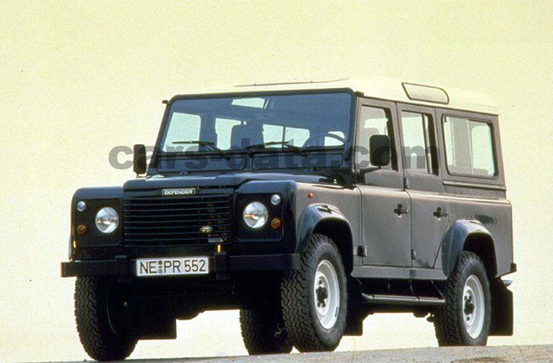 Land Rover Defender 110 Tdi manual 5 door specs   cars-data.com