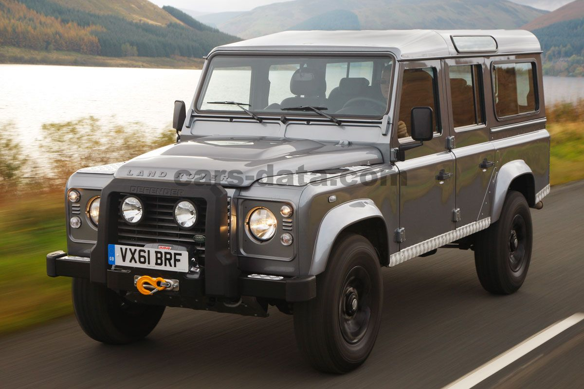 Land Rover Defender 110 2011 Pictures 1 Of 10 Cars Data Com