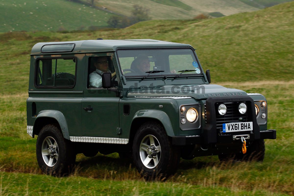 Land Rover Defender 90 2011 Pictures Land Rover Defender