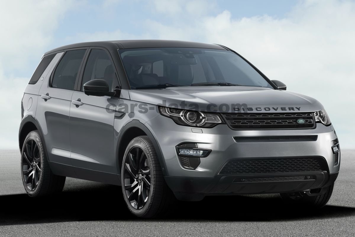 Land Rover Discovery Sport Td4 Se Manual 5 Door Specs