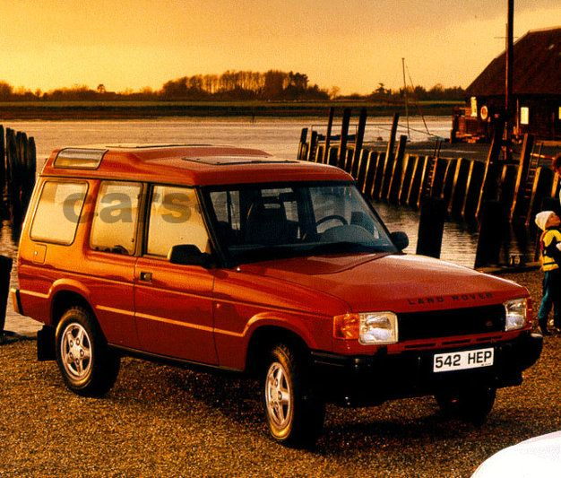 Military Land Rover Discovery 1995: Land Rover Discovery 300 Tdi Leisure, Manual, 1994