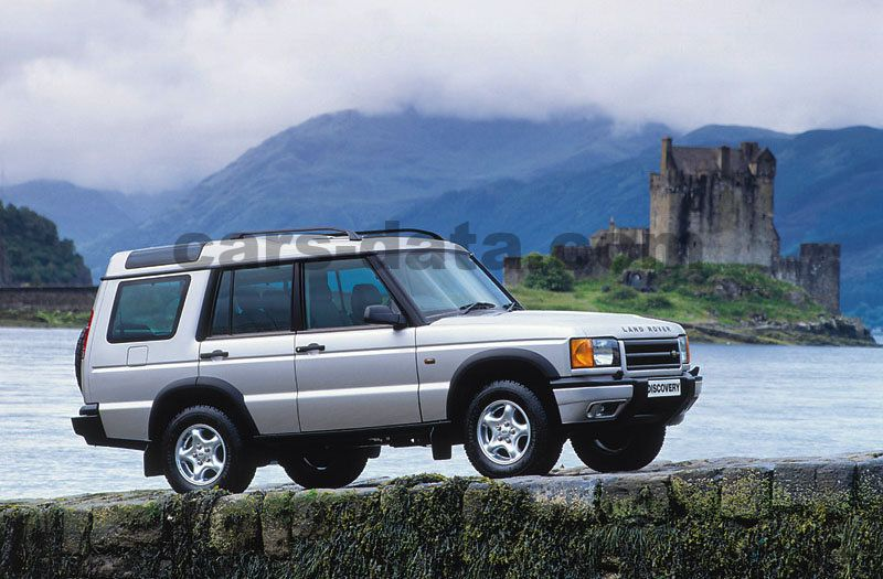 Land Rover Discovery 1999 Pictures Land Rover Discovery