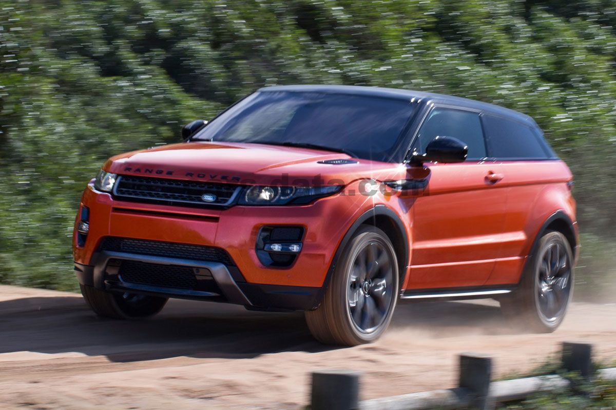 land rover range rover evoque coupe 2013 pictures land. Black Bedroom Furniture Sets. Home Design Ideas