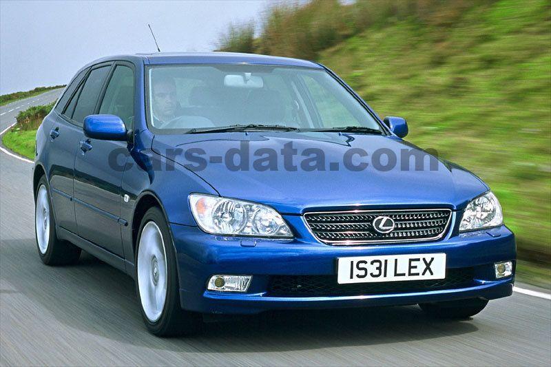 Lexus IS SportCross Pictures