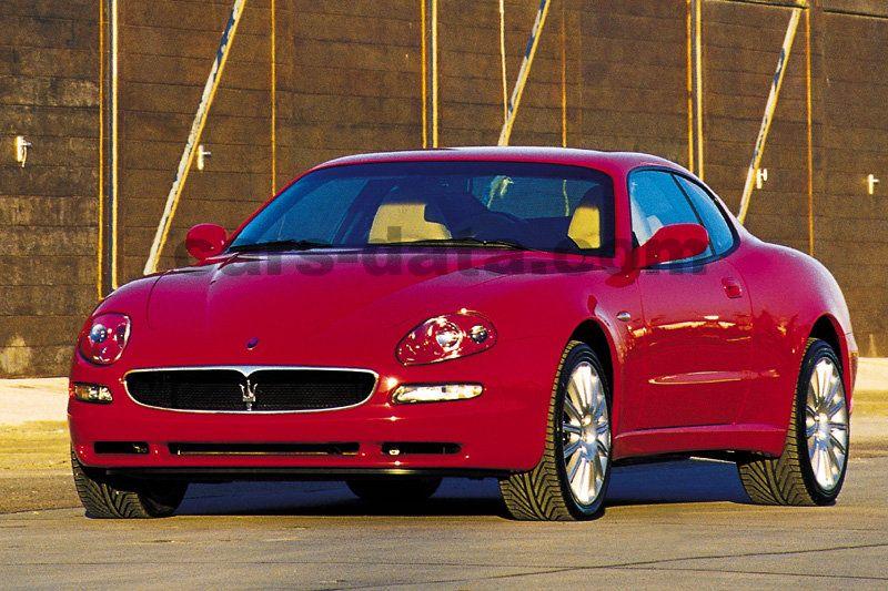 Maserati Coupe GranSport, Manual, 2004 - 2007, 400 Hp, 2 ...