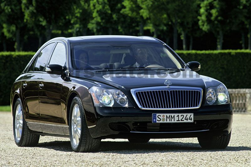 Maybach 57 2002 Pictures 1 Of 22 Cars Data