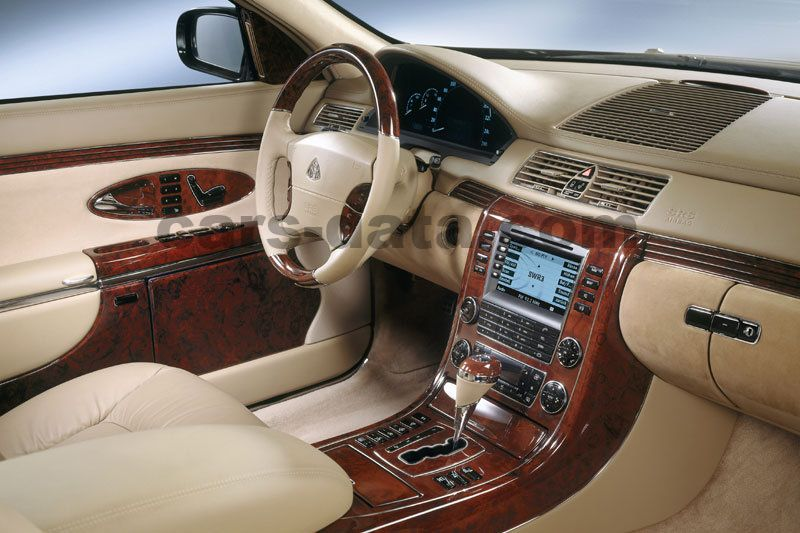 Maybach 57 2002 Pictures 13 Of 22 Cars Data