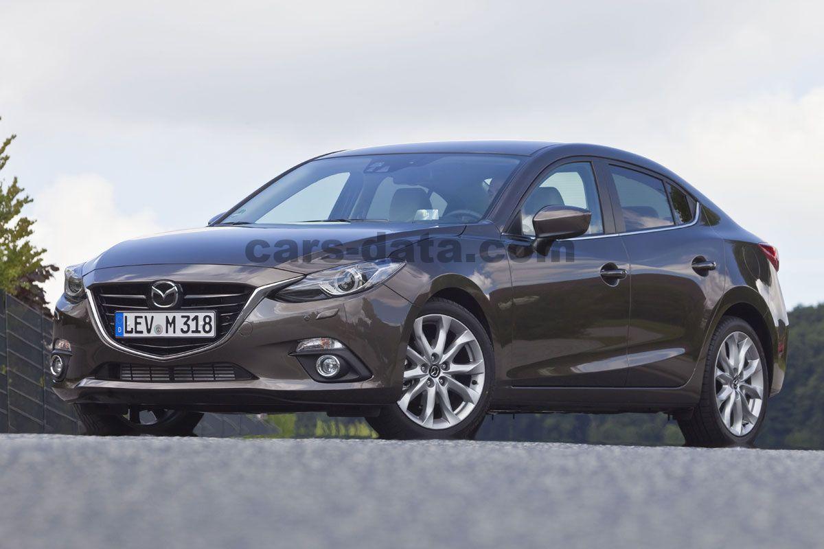 Charming Mazda 3 Sedan SkyActiv G 2.0 120 Skylease Manual 4 Door Specs |  Cars Data.com