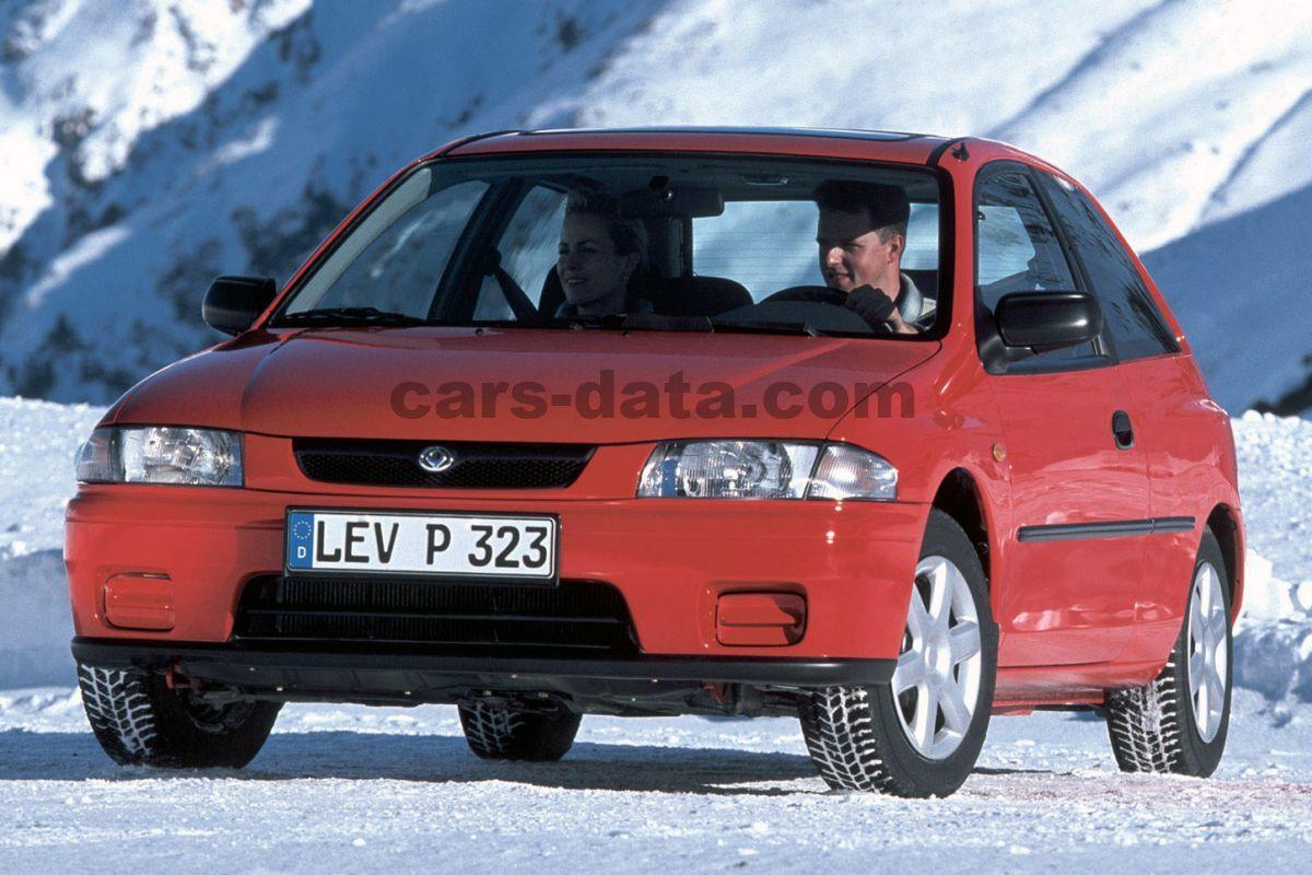 Kelebihan Kekurangan Mazda 323 1998 Perbandingan Harga
