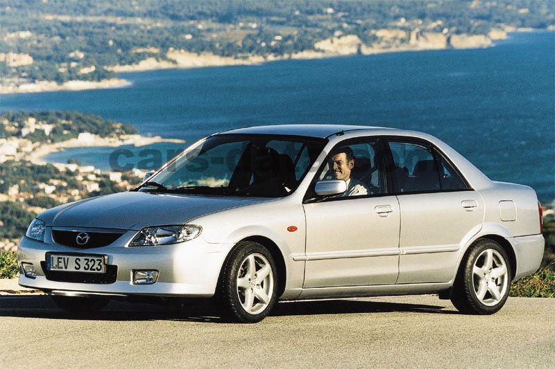 Toyota Company Latest Models >> Mazda 323 Sedan 2001 pictures, Mazda 323 Sedan 2001 images, (5 of 6)