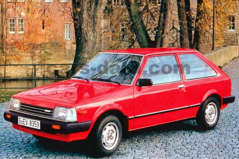 Toyota Company Latest Models >> Mazda 323 1.5 GT, Manual, 1982 - 1985 88 Cv, 3 puertas - Especificaciones de coches - CO2 ...