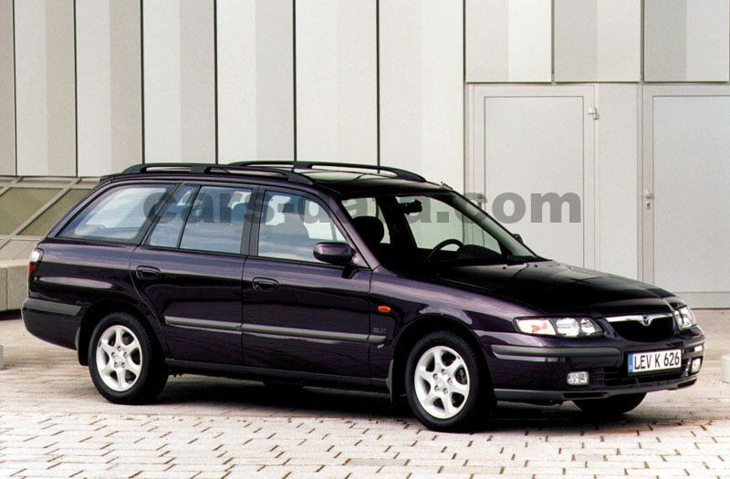 Mazda 626 Wagon Pictures
