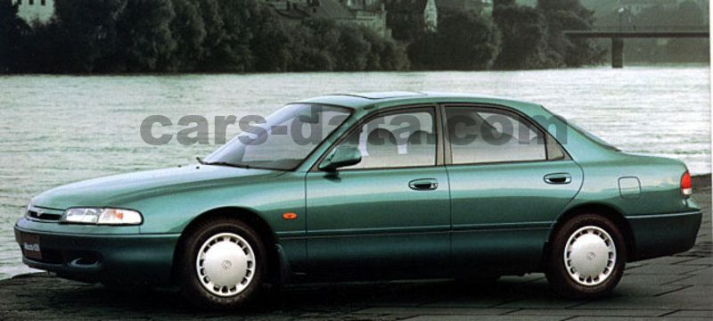 Mazda 626 Pictures