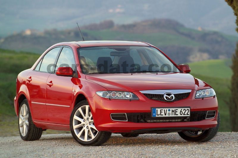 mazda 6 2 3 disi turbo mps manual 2006 2007 260 hp 4. Black Bedroom Furniture Sets. Home Design Ideas