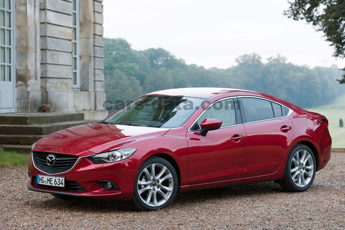 mazda 6 skyactiv g 2 5 192hp gt m sequential automatic 2013 2015 192 hp 4 doors technical. Black Bedroom Furniture Sets. Home Design Ideas