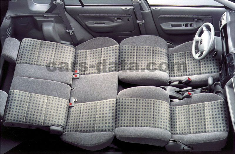 Mazda demio 2000 pictures mazda demio 2000 images 8 of 8 for Interieur smart 2000