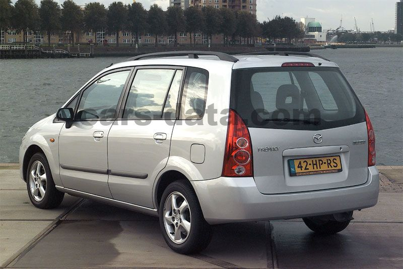 mazda premacy 2001 pictures (2 of 6) | cars-data