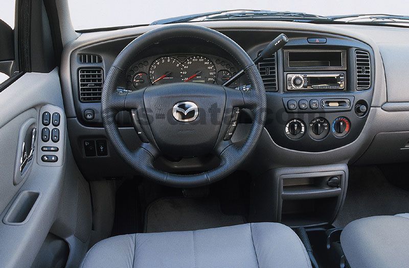 Mazda Tribute 2001 Pictures 9 Of 10 Cars Data Com