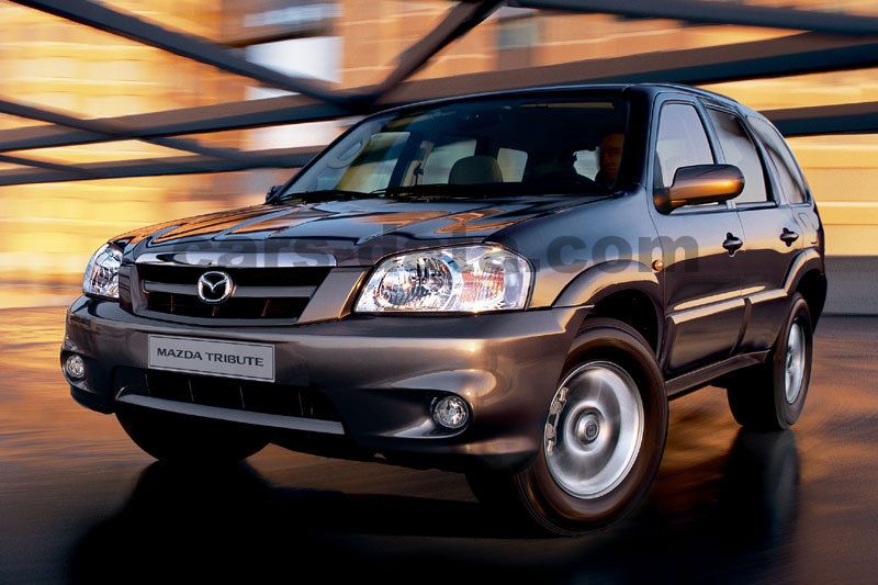 Japanese Car Brands >> Mazda Tribute 2.3 4WD Touring manual 5 door specs | cars-data.com