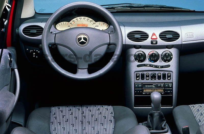 Mercedes-Benz A-class Slike