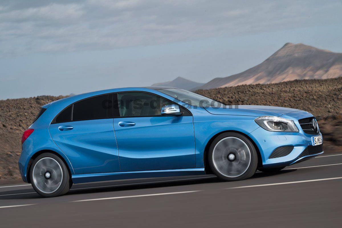 Mercedes Benz mercedes benz a class : Mercedes-Benz A-class 2012 bilder, Mercedes-Benz A-class 2012 ...