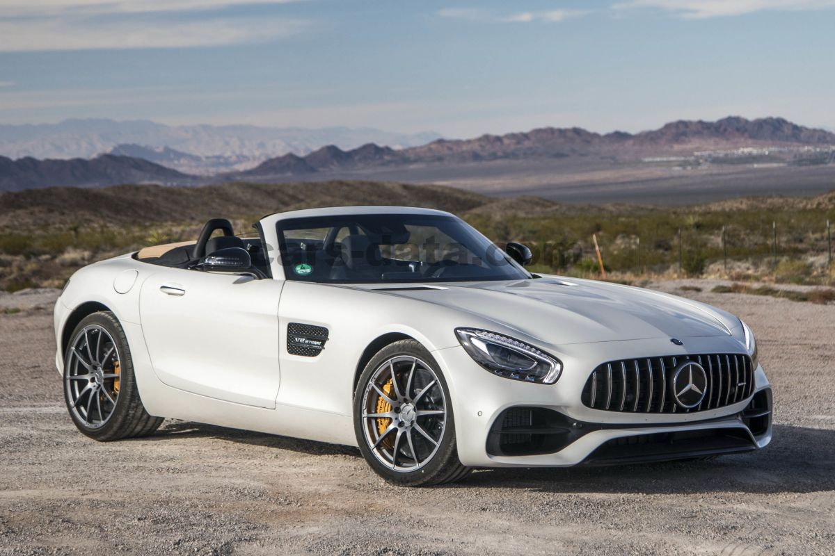 Mercedes-Benz AMG GT Roadster 2016 Pictures (1 Of 38