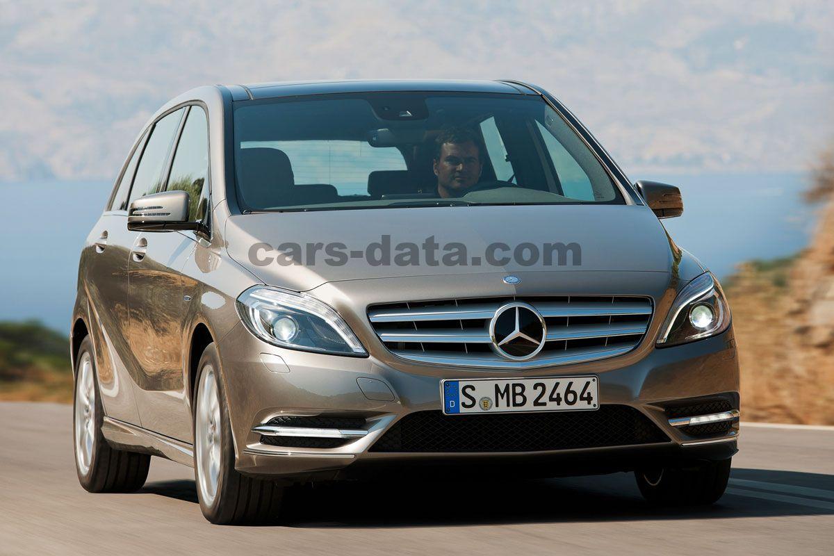 Mercedes benz b class 2011 pictures mercedes benz b class for Mercedes benz class b
