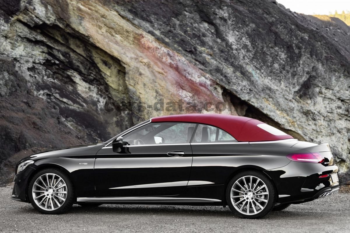 Mercedes-Benz C-class Cabriolet 2016 pictures (1 of 10) | cars-data.com