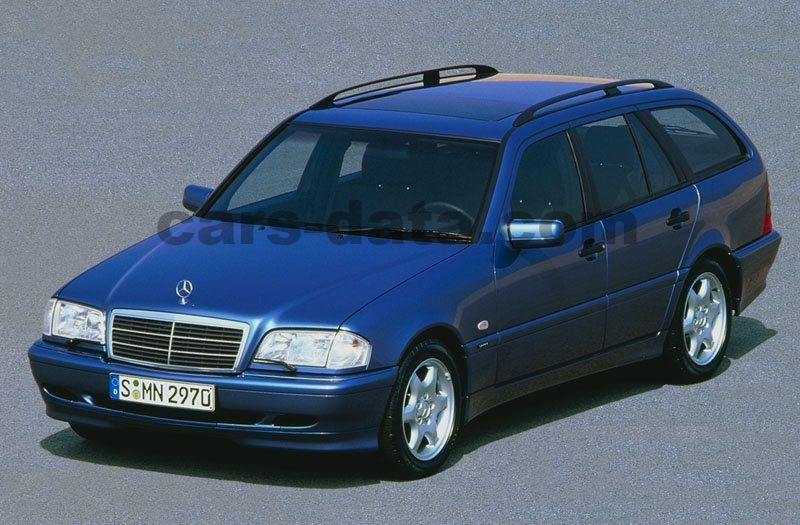 mercedes benz c class combi 1997 pictures mercedes benz c. Black Bedroom Furniture Sets. Home Design Ideas