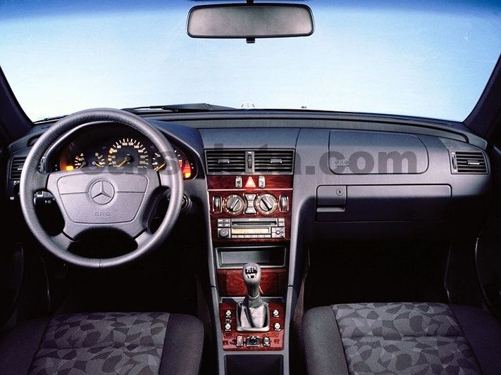 Mercedes Benz C Class Combi 1997 Pictures 4 Of 4 Cars