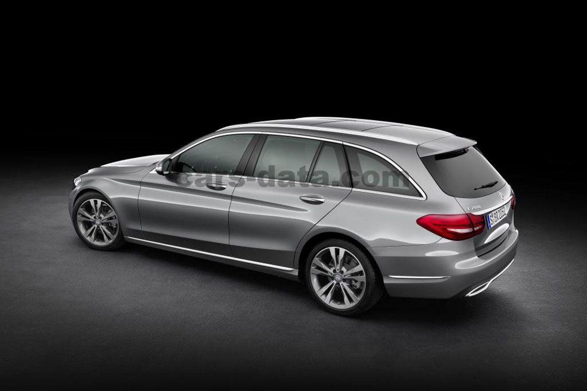 Mercedes-Benz C-class Estate 2014 pictures, Mercedes-Benz C-class ...